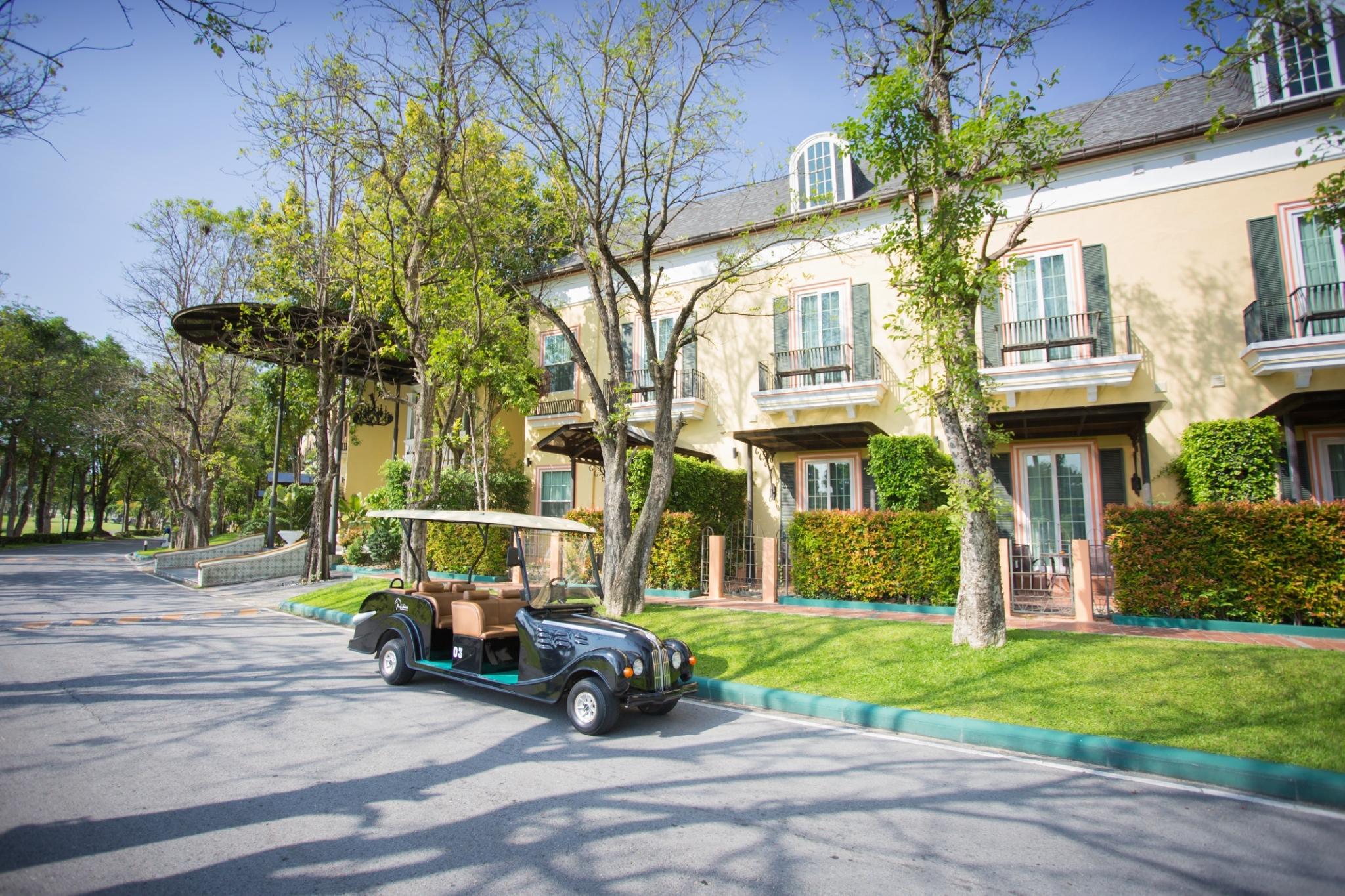 Rancho Charnvee resort & Golf