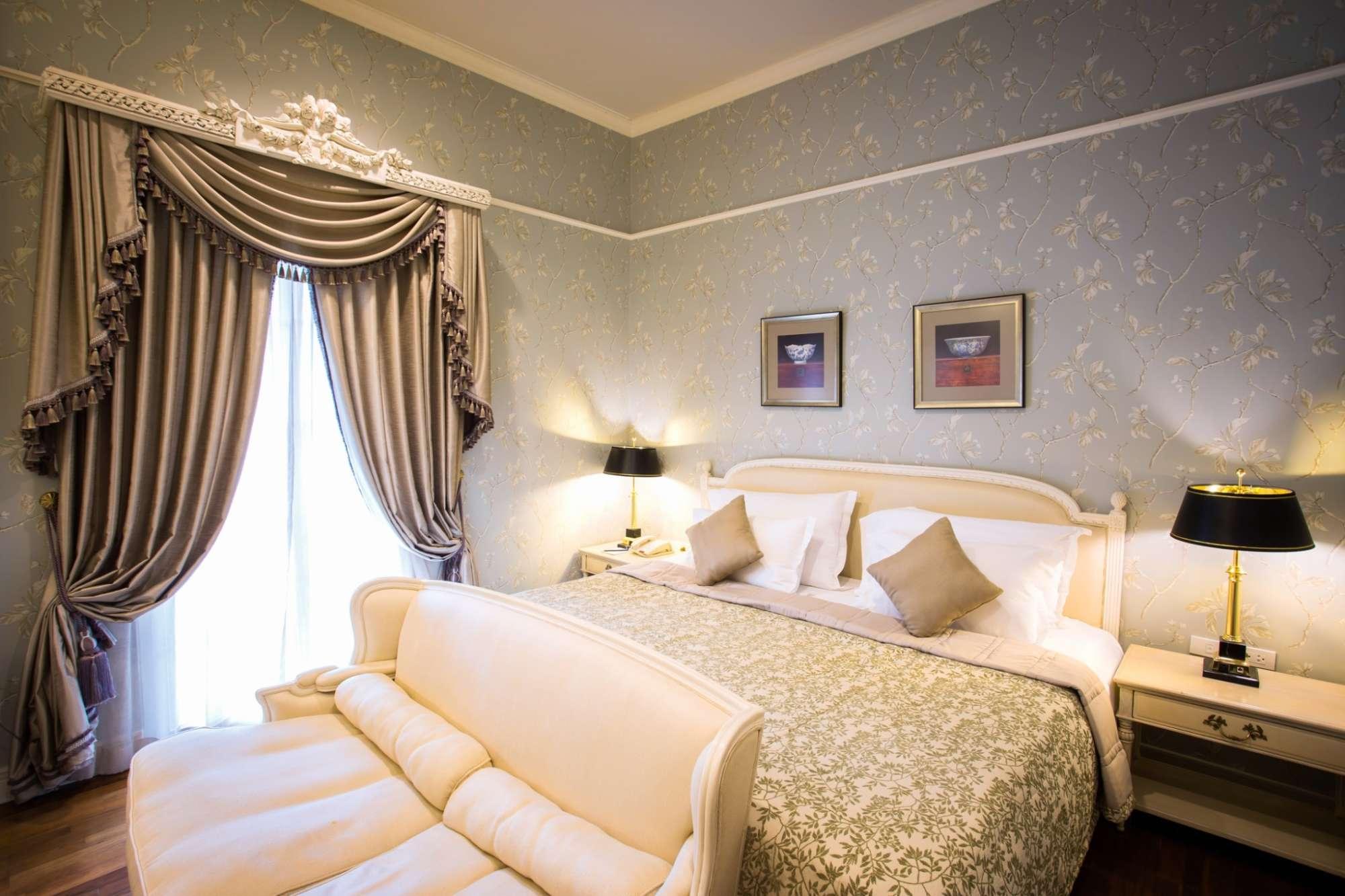 Premier double bed
